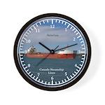 Salarium Wall Clock