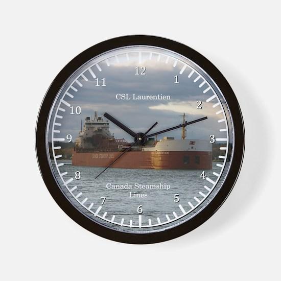 Csl Lurentien Wall Clock