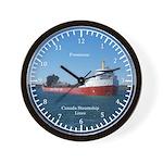Frontenac Wall Clock