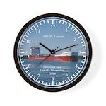 Csl St. Laurent Wall Clock