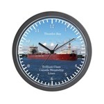 Thunder Bay Wall Clock