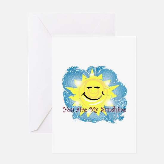 Summertime Greeting Cards