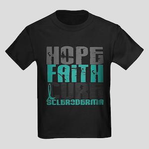 Scleroderma HopeFaithCure1 T-Shirt