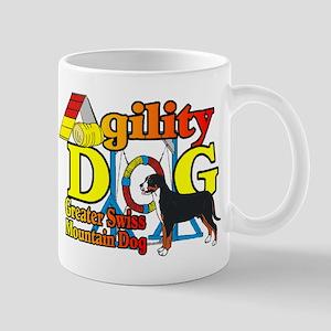 Greater Swiss Agility Mug