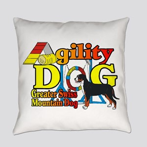 Greater Swiss Agility Everyday Pillow