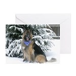 Lovely Shiloh Greeting Cards (Pk of 10)