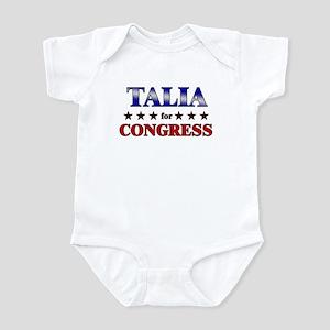 TALIA for congress Infant Bodysuit