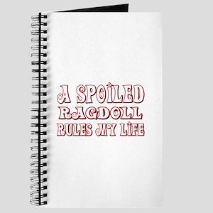 Spoiled Ragdoll Journal