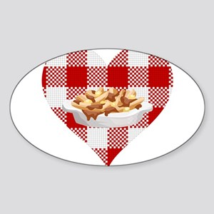 love poutine Sticker