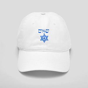 SHALOM SHIRT, PEACE SHIRT, ST Cap