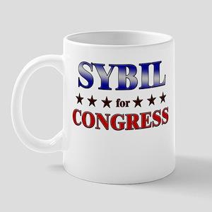 SYBIL for congress Mug