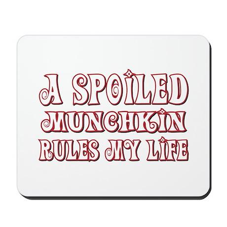 Spoiled Munchkin Mousepad