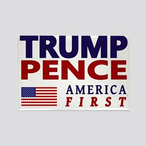 Trump Pence '16 Rectangle Magnet
