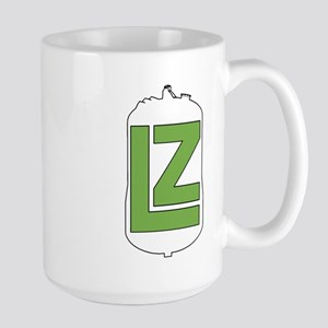 The LZ Collaboration Large Mug