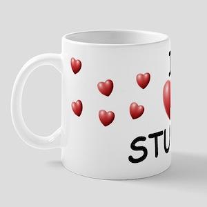 I Love Stuart - Mug