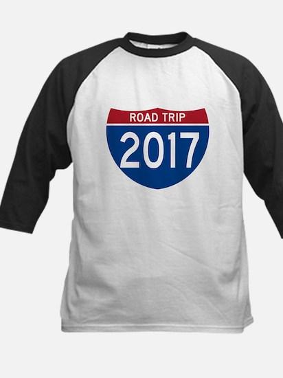 Road Trip 2017 Baseball Jersey