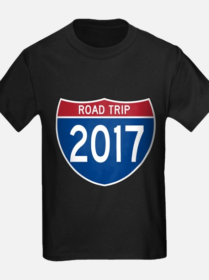 Road Trip 2017 T-Shirt