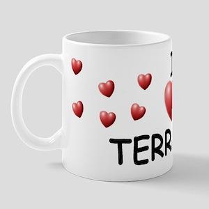 I Love Terrance - Mug