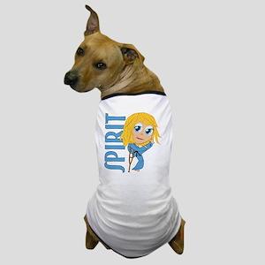 Martial Arts Injury Spirit Dog T-Shirt