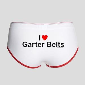 Garter Belts Women's Boy Brief