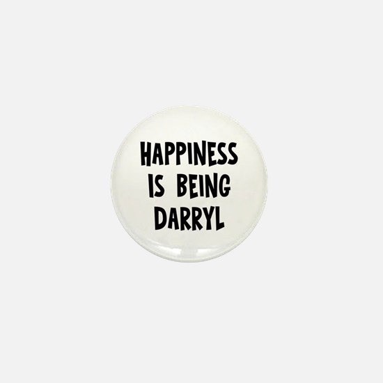 Happiness is being Darryl Mini Button