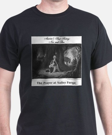 ABH Valley Forge White T-Shirt