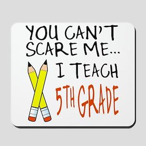 5th Grade Teacher Mousepad