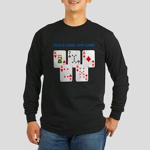 Magic Trick Long Sleeve T-Shirt