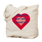 Share My Heart Tote Bag