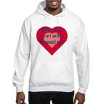 Share My Heart Hooded Sweatshirt