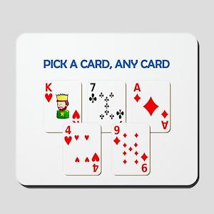 Magic Trick Mousepad
