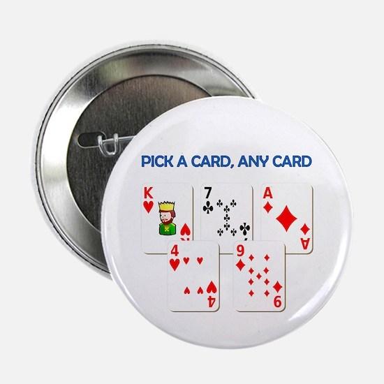 "Magic Trick 2.25"" Button"