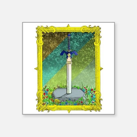 Master Sword Sticker