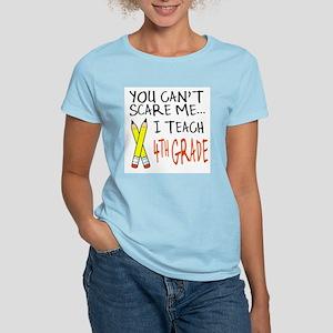 4th Grade Teacher Women's Light T-Shirt