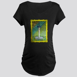 Master Sword Maternity T-Shirt