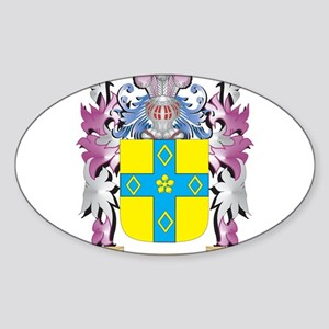 Hayley Coat of Arms (Family Crest) Sticker