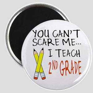2nd Grade Teacher Magnet