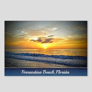 Amelia Island/Fernandina Postcards (Package of 8)