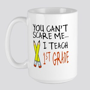 1st Grade Teacher Large Mug