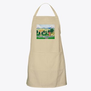 Magpies 'Four for a Boy' Apron