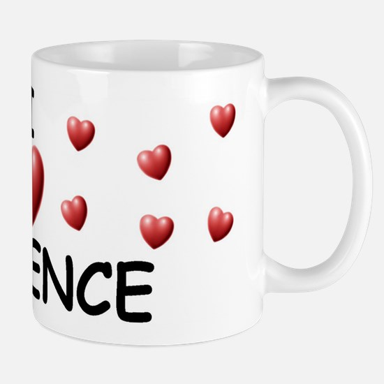 I Love Terrence - Mug