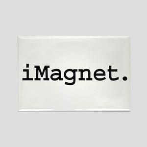 iMagnet. Rectangle Magnet
