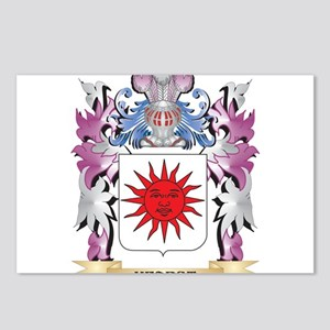 Hearst Coat of Arms (Fami Postcards (Package of 8)