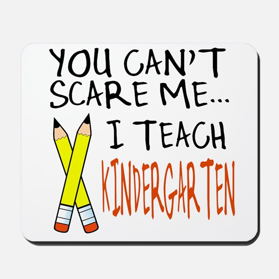 Kindergarten Teacher Mousepad