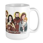 Kelly Saints Collectables Mugs