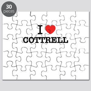 I Love COTTRELL Puzzle