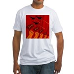 jet420 Fitted T-Shirt