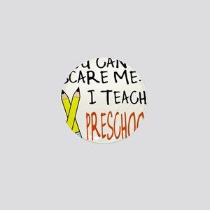 Preschool Teacher Mini Button