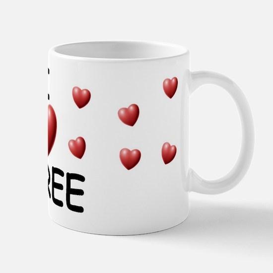I Love Tyree - Mug