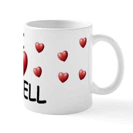 I Love Tyrell - Mug